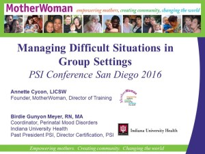 Cycon.Meyer.PSI Managing Difficult Situations