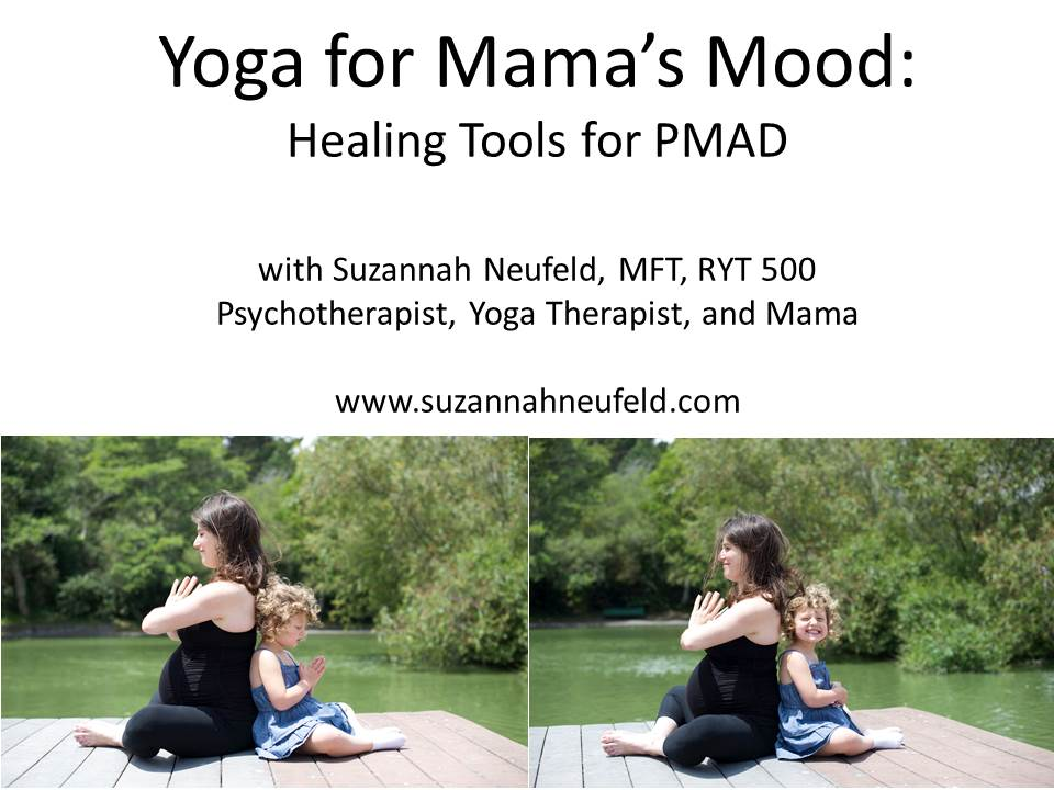 Neufeld.Yoga for Mama's Mood for PSI 2016
