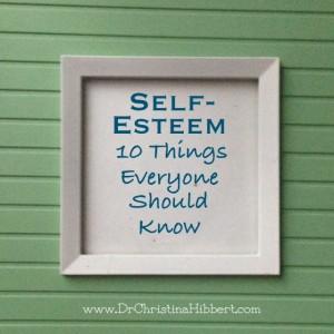 hibbert self esteem