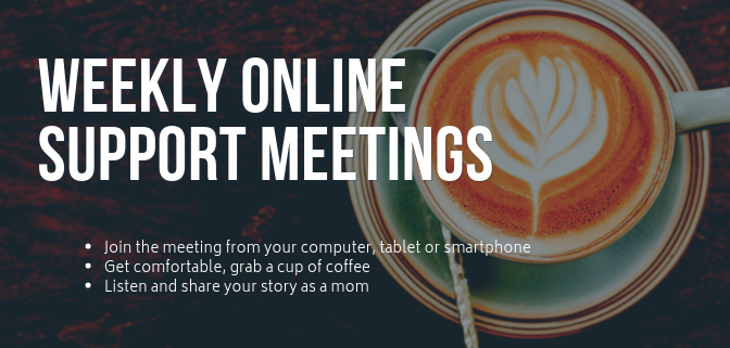 Online Support Group Meetings