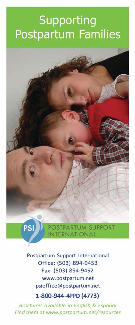 PSI Educational Brochures - English