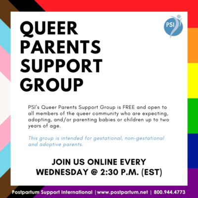 PSI Queer Parents Support Group